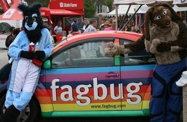 Fagbug (MKE Pridefest 2010)