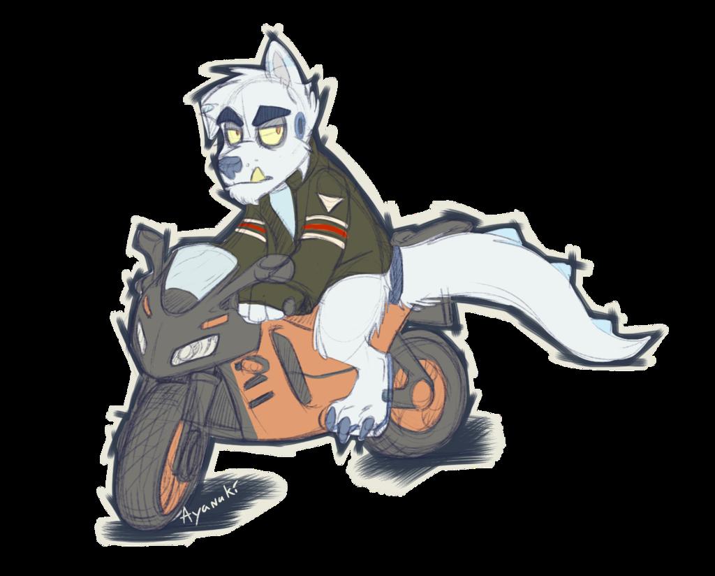 Tero - Honda Repsol Bike