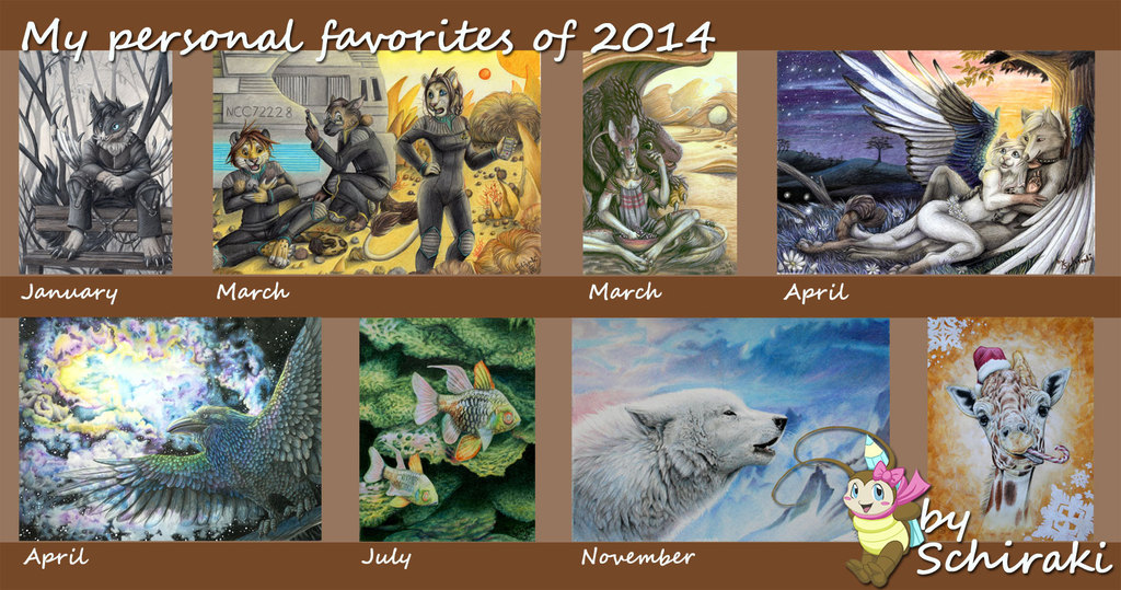 my personal favorites 2014