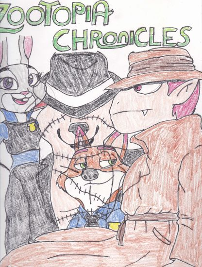 Most recent image: zootopia chronicles poster