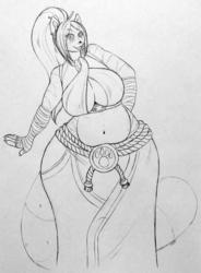 Hippy Panda Mama