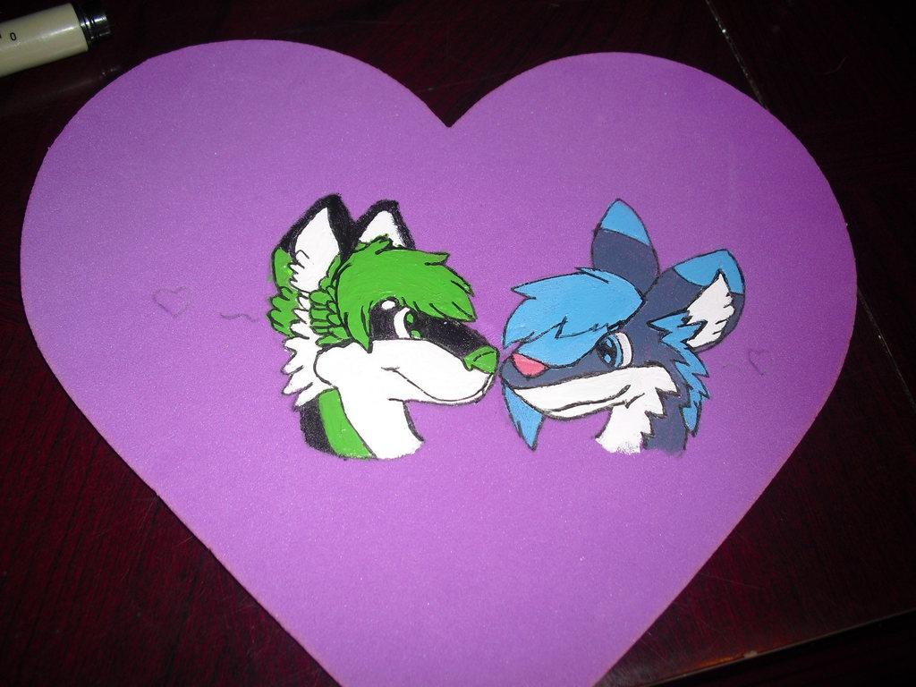 wip Valentine Heart 3