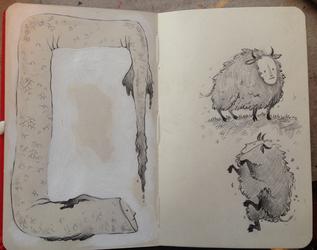 sketchbook- beasts