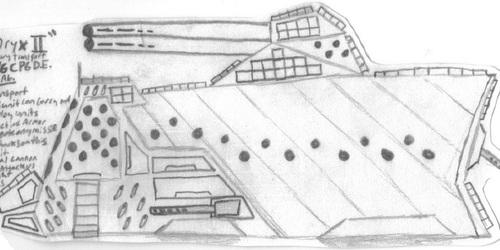 """DE Heavy Transport Vehicle """"Oryx II"""""""
