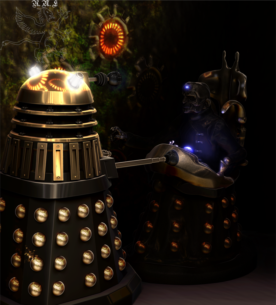 Most recent image: Davros Of Skaro