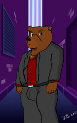 Teddo G Bear final Design