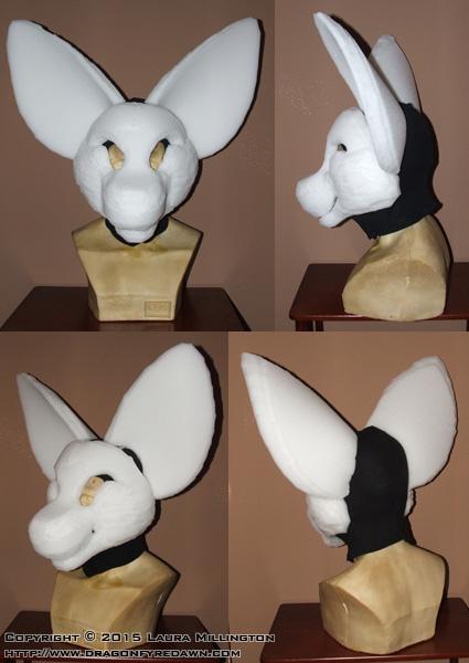 Trixie Mask Base