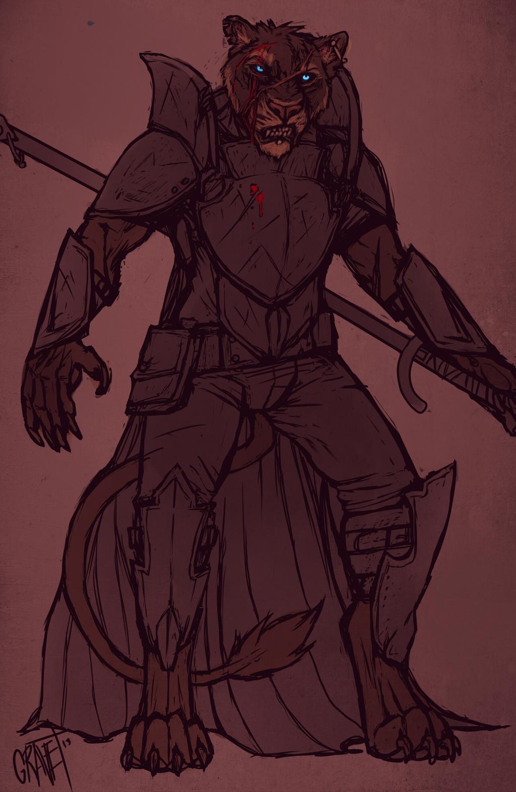 [Gift] The Dragon Slayer