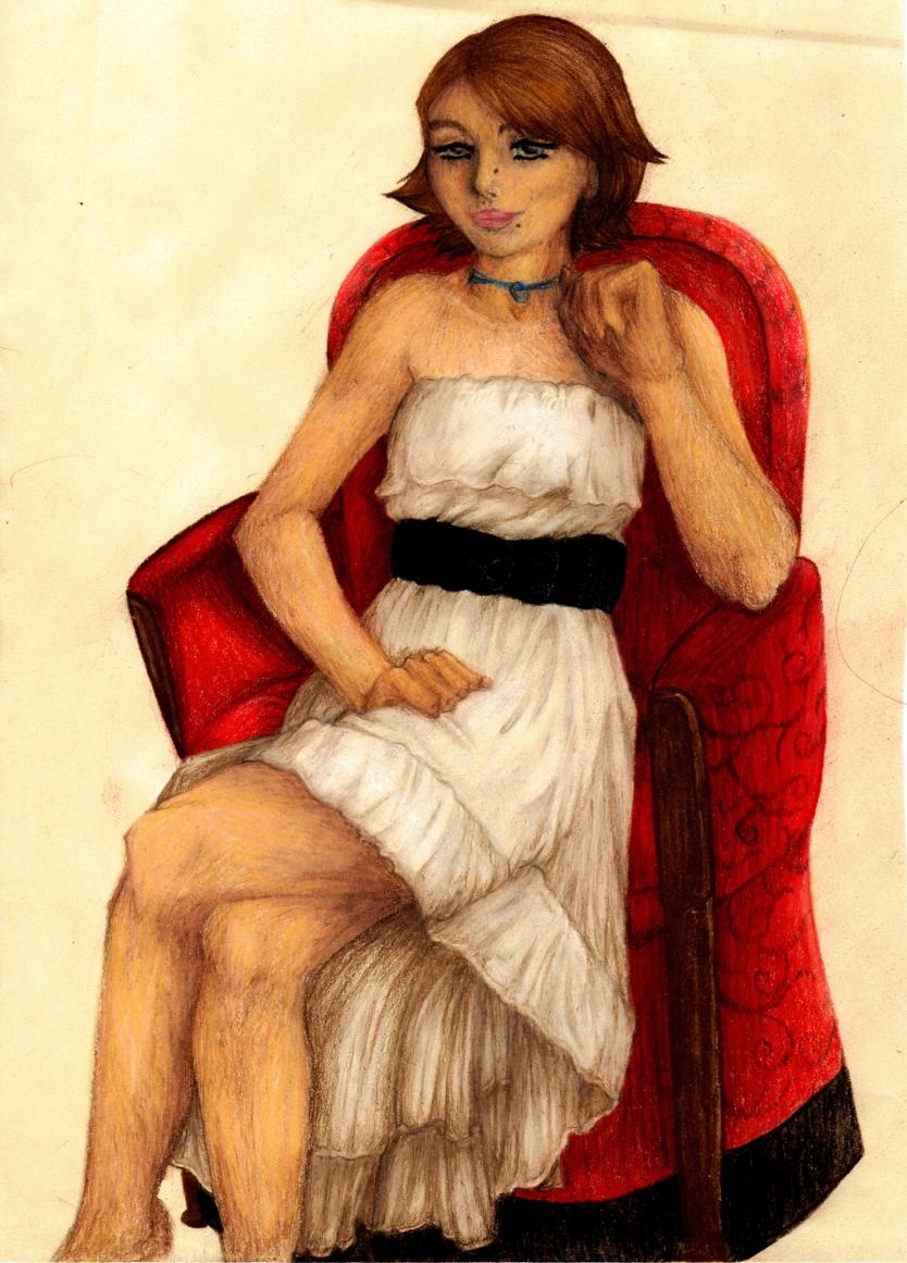 Most recent image: Portrait of a Beauty