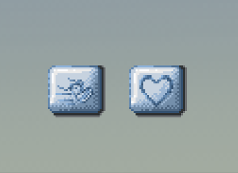 Stat Icons / Buttons