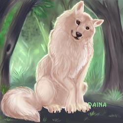 Wolfy Smile