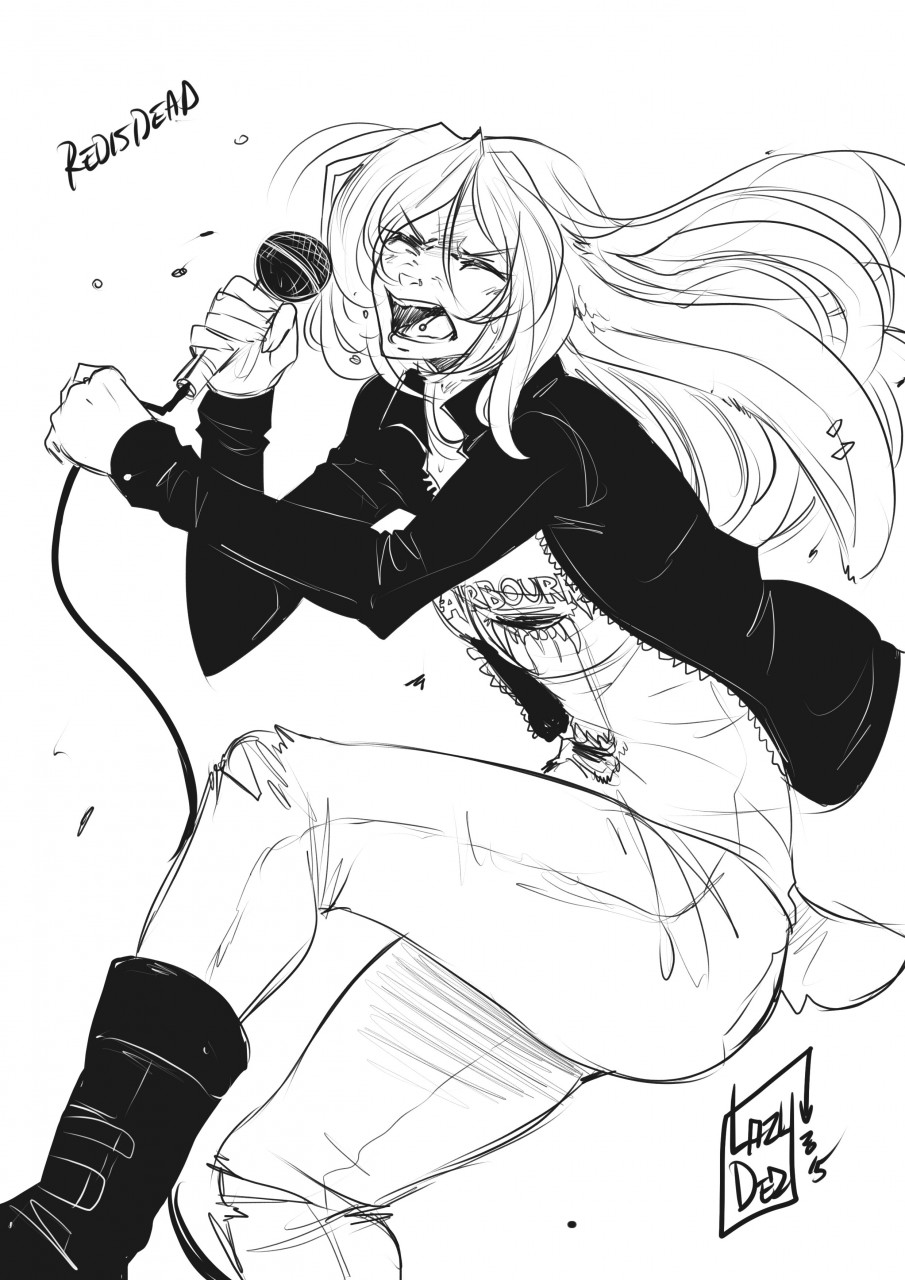 Rock and Roll Queen - by Dez