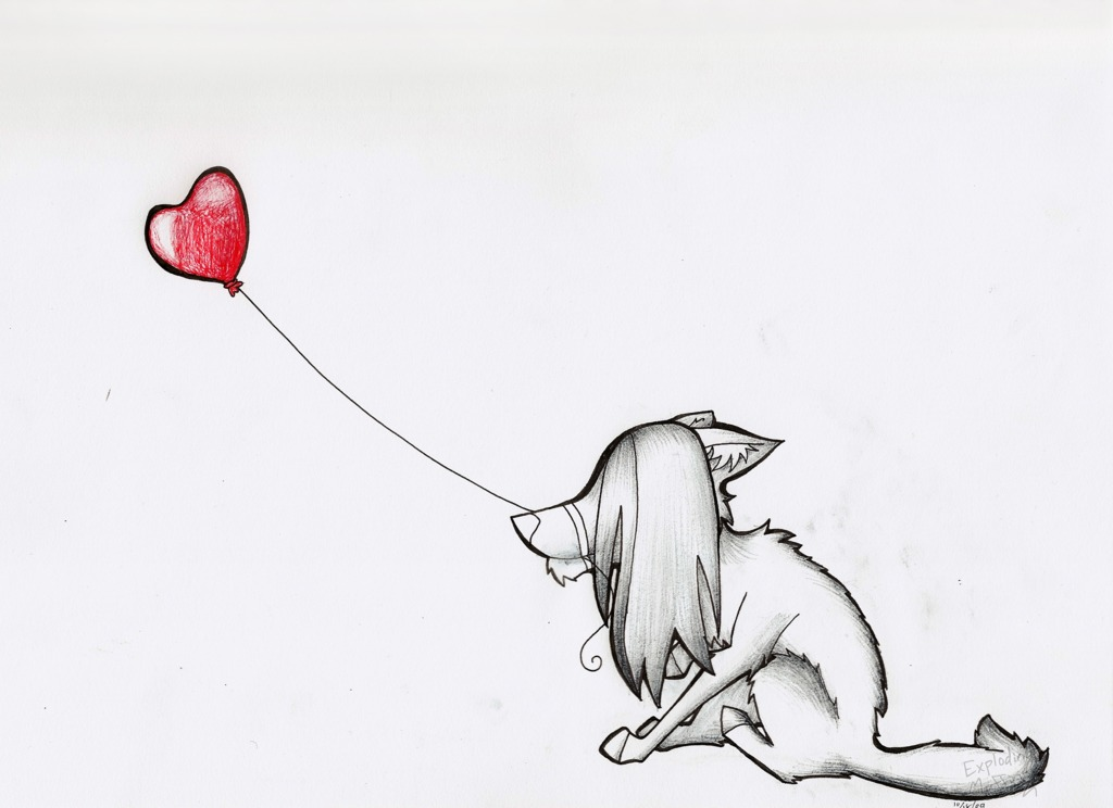 Flyaway Heart