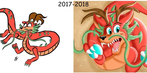 A Year Of Improvement, The Annual Dragon