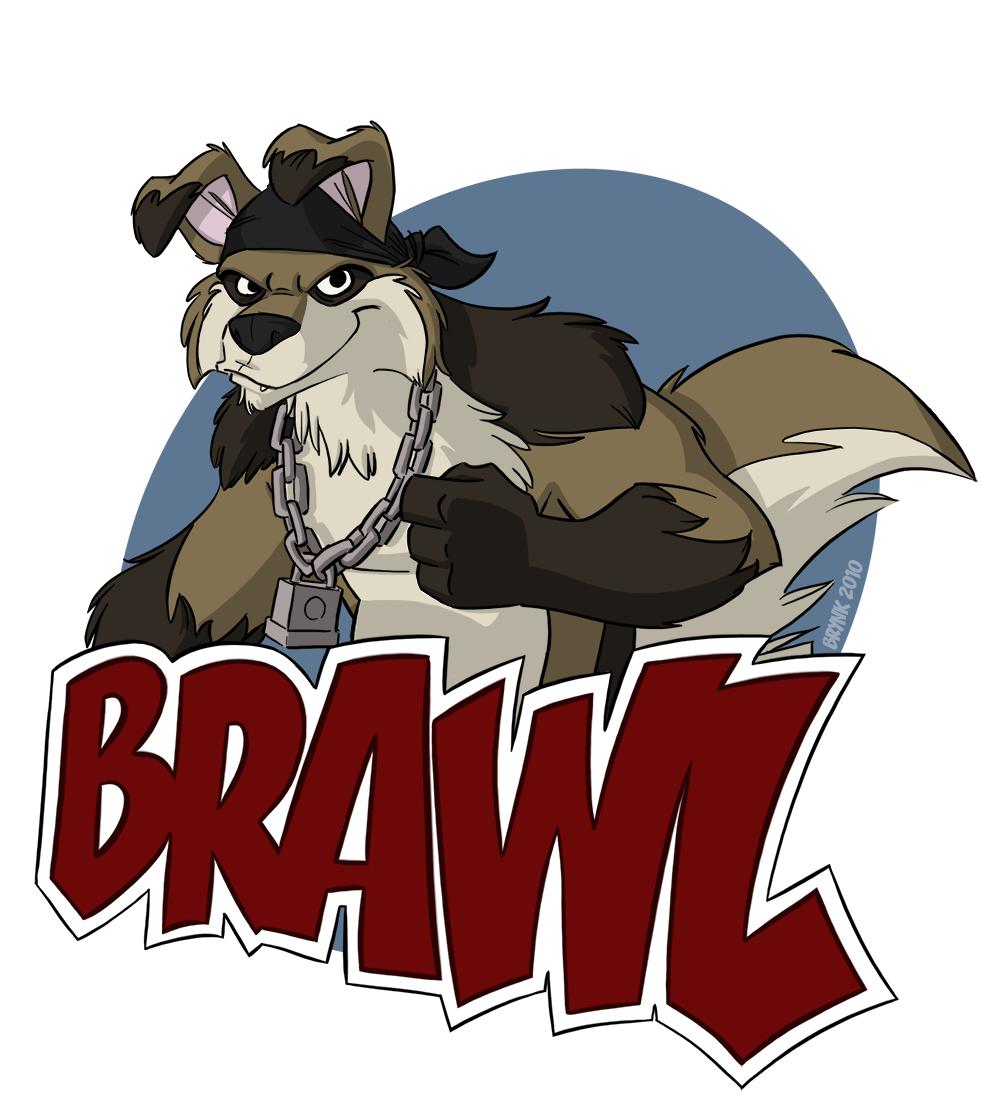 Badge: Brawl