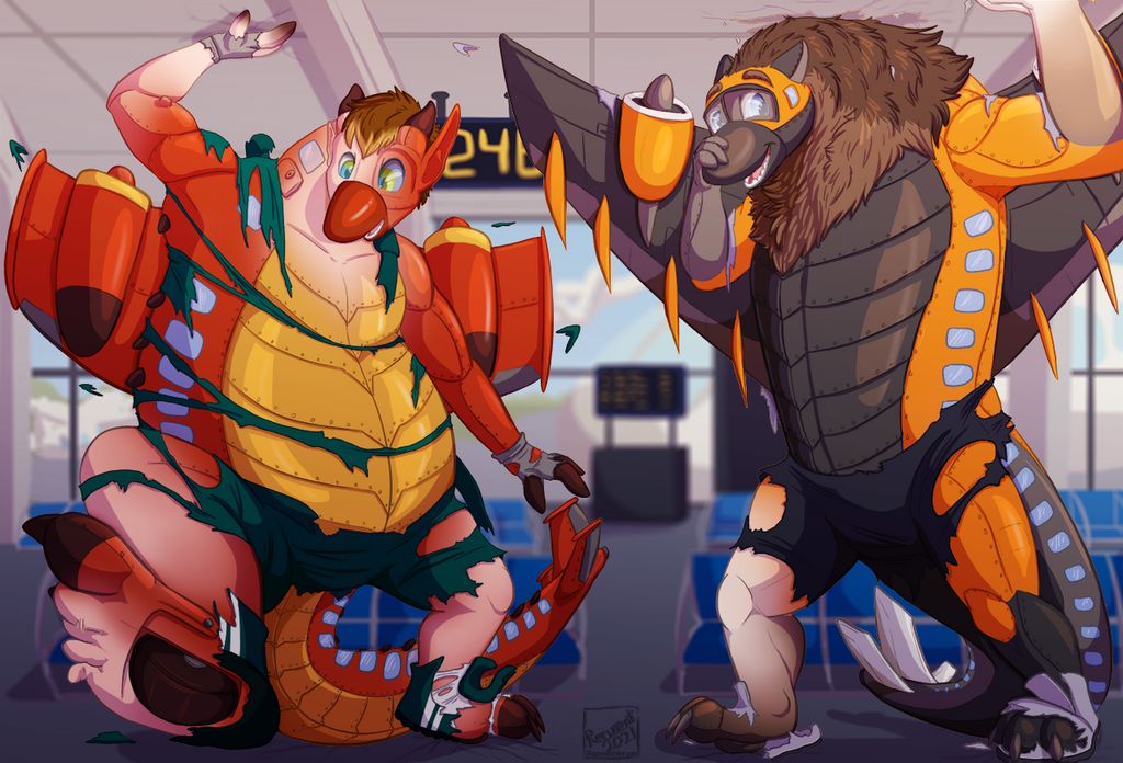 [c] Your Flight has Arrived