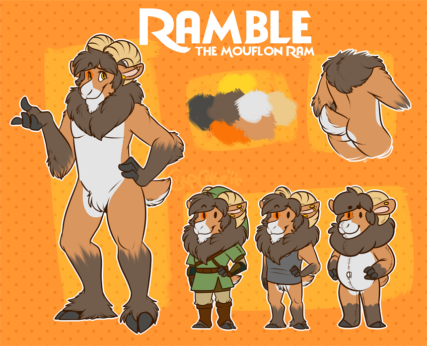 Ramble Reference [Comm]