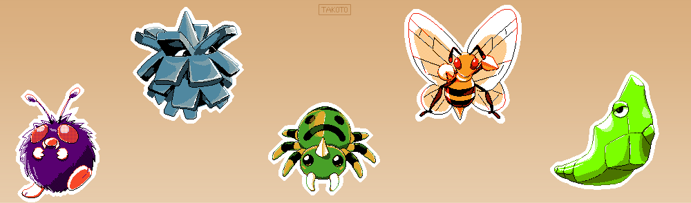 Bug Sprites [3]