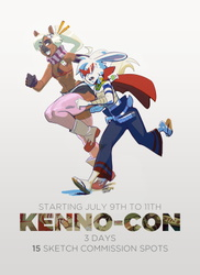 KENNOCON july 9th to 11th