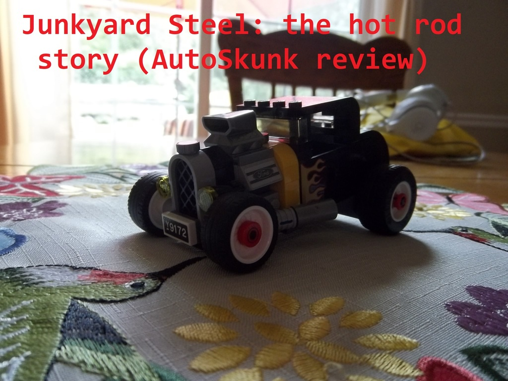 Most recent image: Junkyard Steel: the hot rod story (AutoSkunk review)