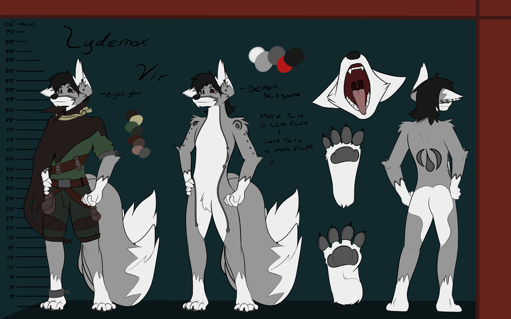 Most recent image: Lyde Ref Sheet