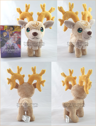 FE3H Golden Deer plush