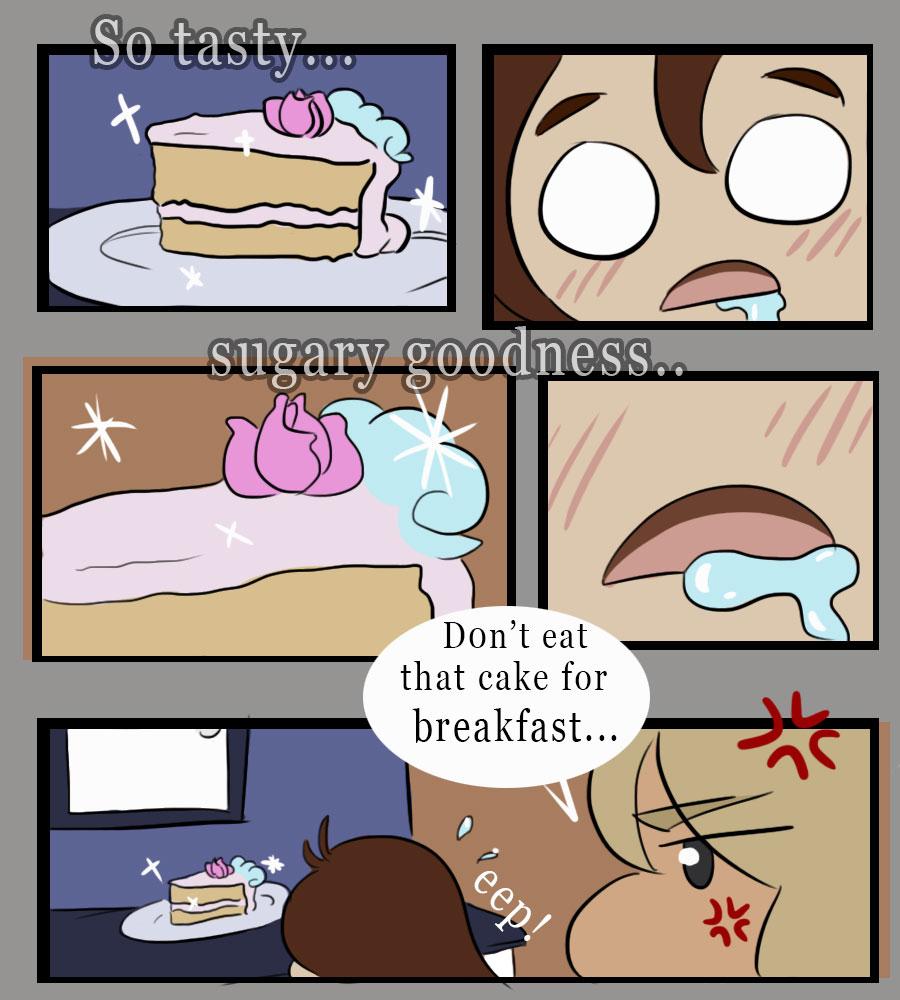Breakfast Cravings