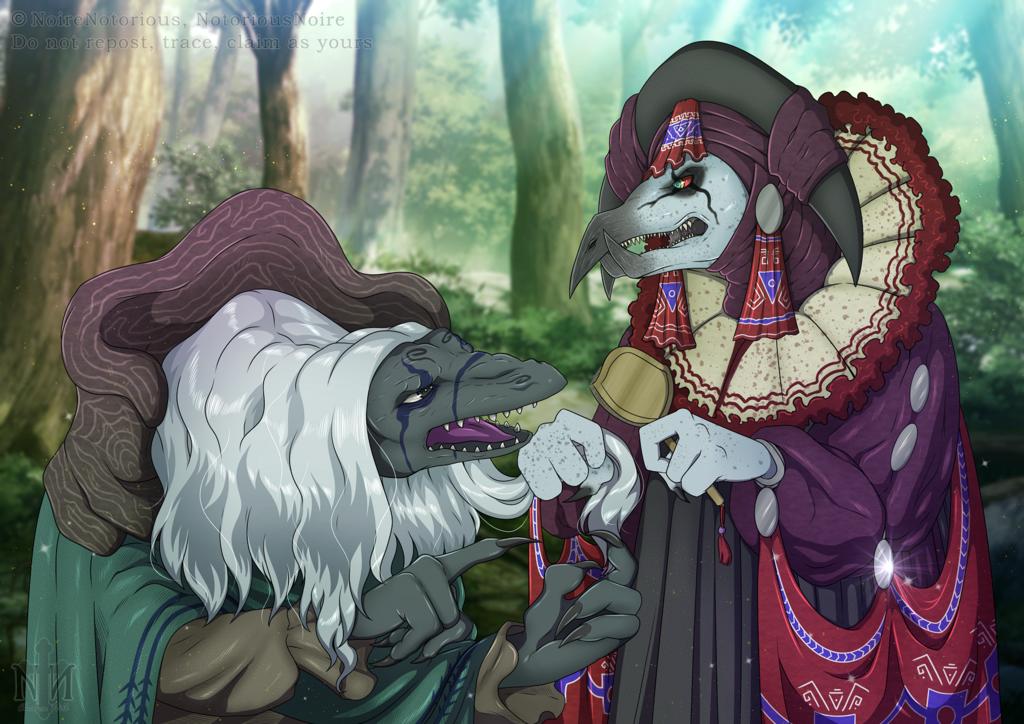 UrDhas and SkekVir [Trade]