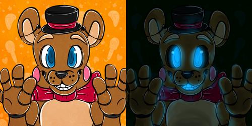 Freddy Is Ready!