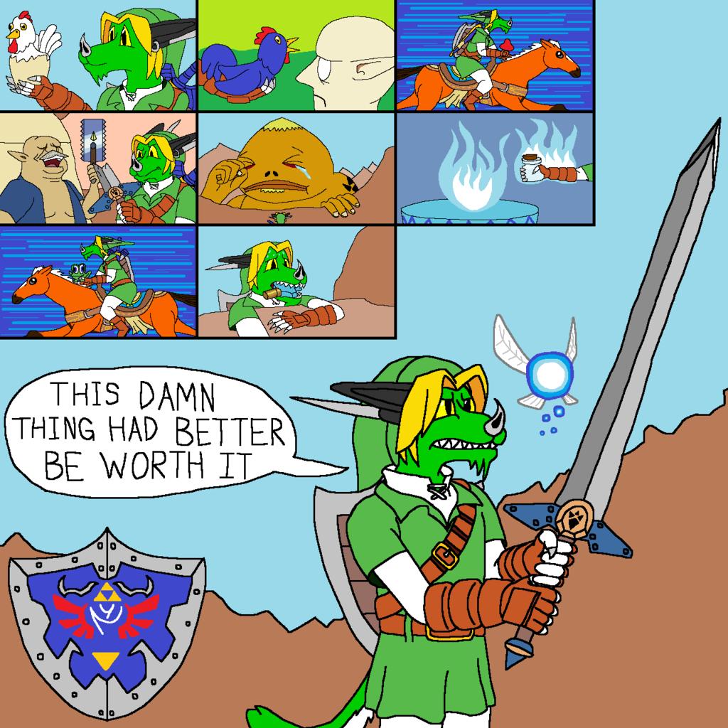 Swordid Affair
