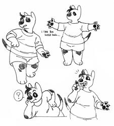 pup doodles