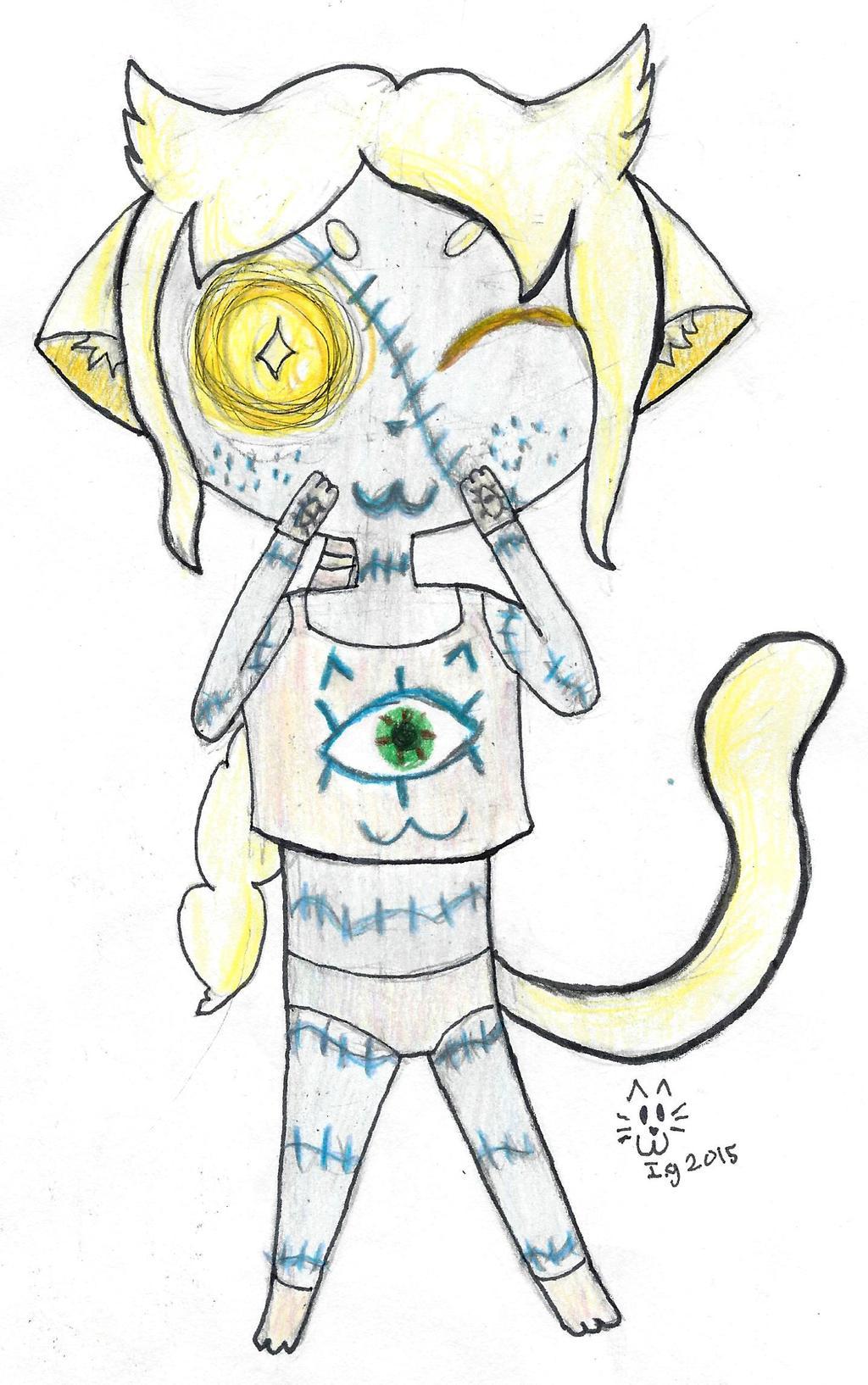 Chibi Kento Kitty