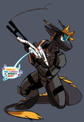 Commander Salem Shepard