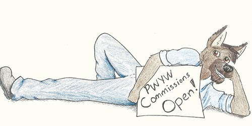 PWYW Commissions open!