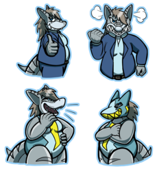 [Comm] Sticker pack for TimedHits!