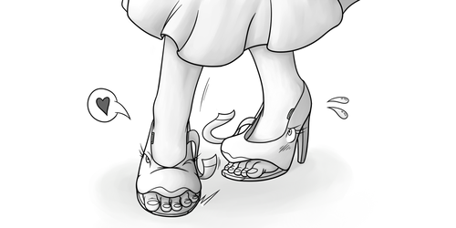 Com: It's Time for Silly Shoes! - Page 2