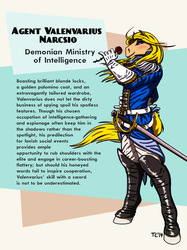 Avania Character Bio - Valenvarius