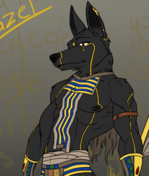 Azazel - Yes, that one. Sorta.