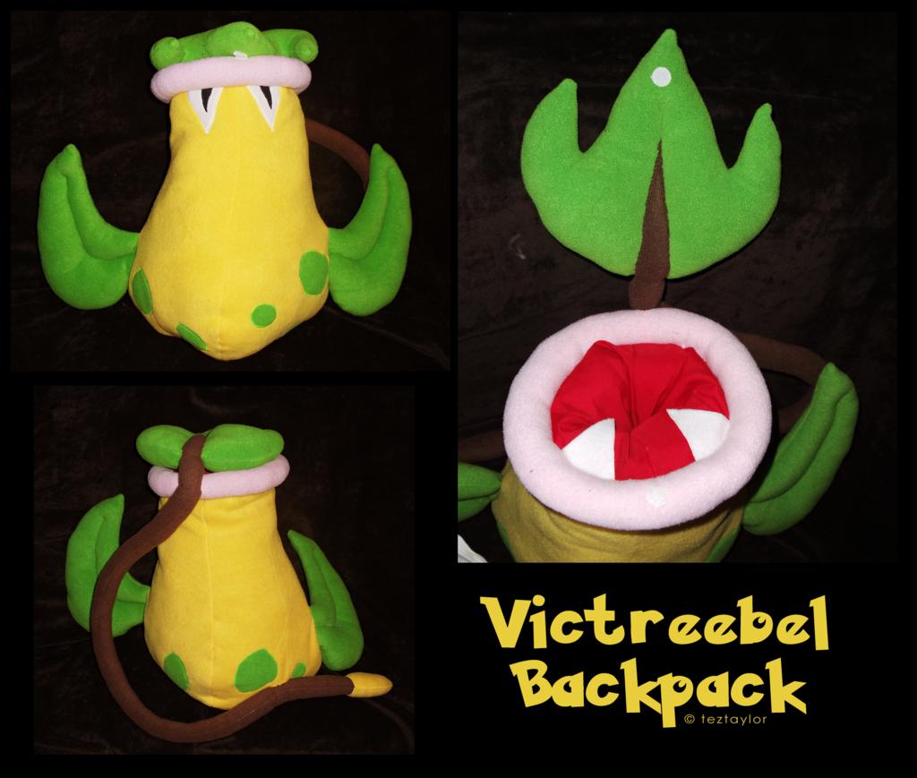 Victreebel Bag
