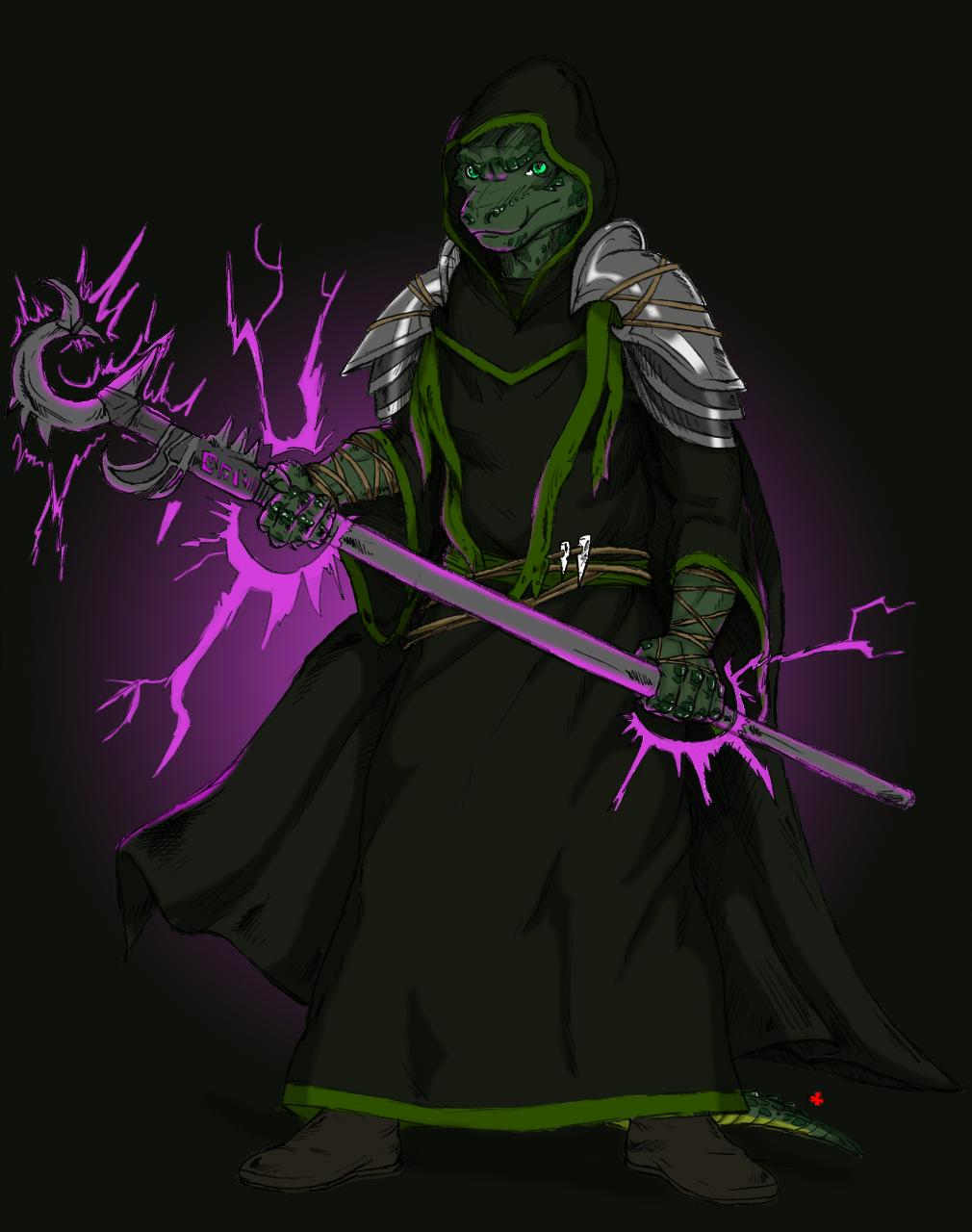 Commission (Colors) - Magical ass shit yo