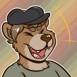 [commission] Telegram Stickers: Bookie