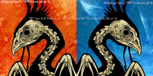 Phoenix Silhouettes [RF pre-order?!]