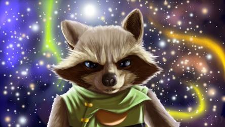 Super Star | Rocket Raccoon