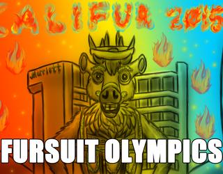 Califur 2015 Fursuit Olympics