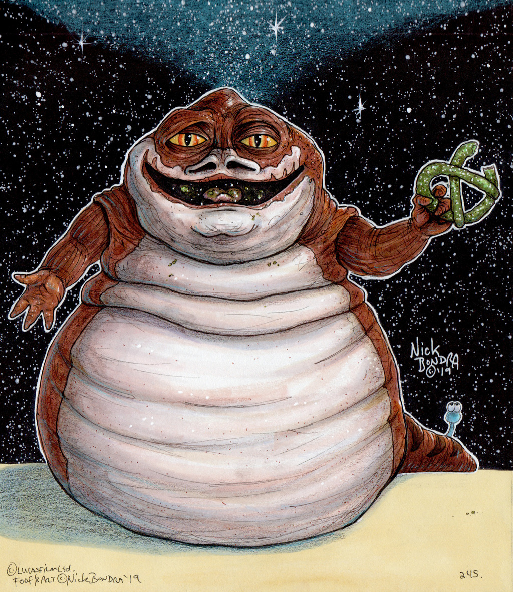 Graballa the Hutt