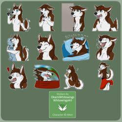 Telegram Stickers - Minn