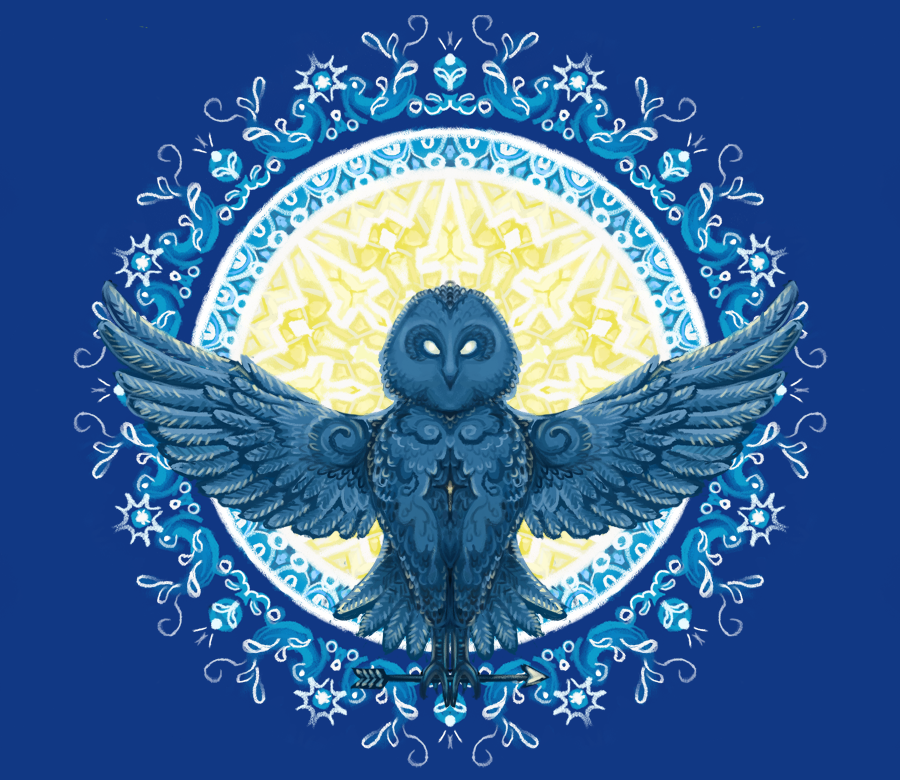 Most recent image: FullMoon Owl