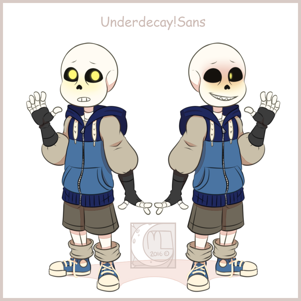 Personal- Underdecay AU