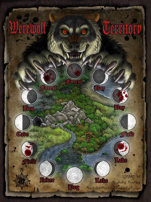Werewolf Territory (Prediction Magic)