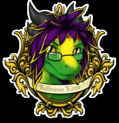 [Gift] Rall Kirax Badge